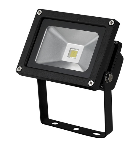 LED floodlight 10W / 230V 6400K