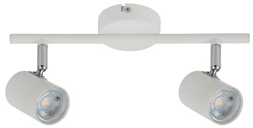 Halley Ceiling Lamp 2X4W Led White Strip