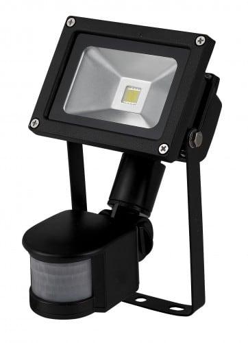 Naświetlacz LED 10W/230V 6400K z czujnikiem ruchu