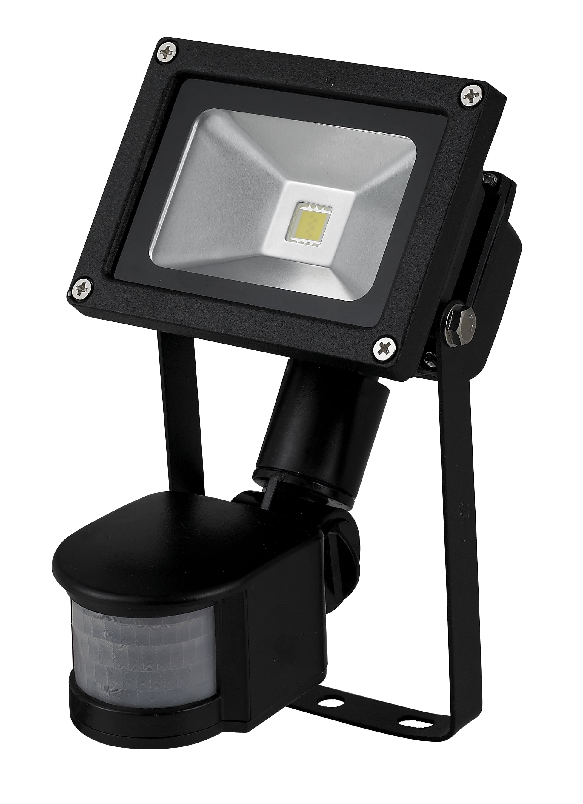 LED floodlight with motion sensor 20W / 230V 6400K