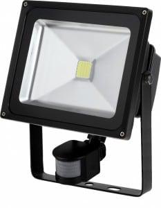 Naświetlacz LED 30W/230V 6400K z czujnikiem ruchu
