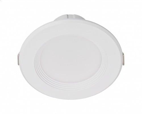 Oprawa LED okrągła biała 11W 230V IP20 3000K