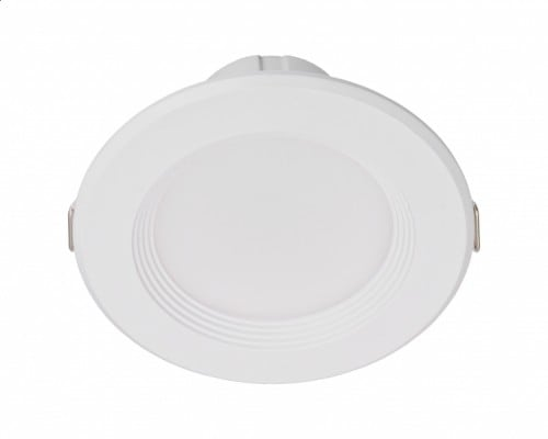 LED white round luminaire 11W 230V IP20 4000K