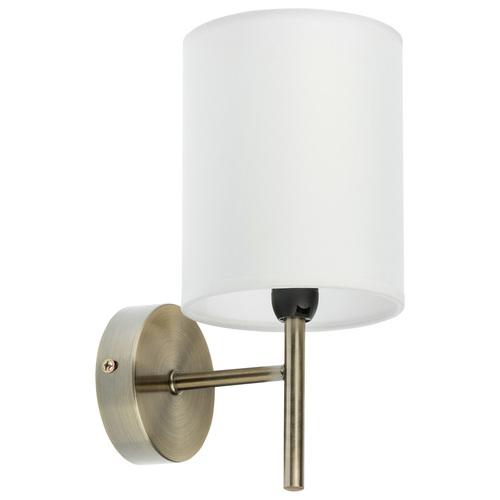 Yan Lamp Wall Lamp 1X40W E14 Patina