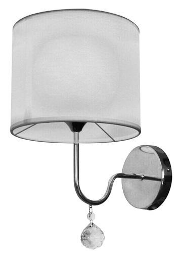Brava Lamp Wall Lamp D-22 1X60W E27 White