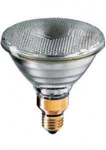 Reflector PAR38 120W E27 230V 30 st. Philips small 0