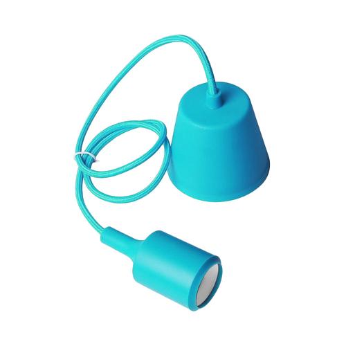 Ceiling lamp Moderna E27 60W turquoise blue