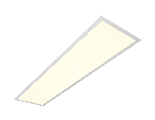 LED panel white rectangle 40W 230V IP20 4000K - Natural Light Color