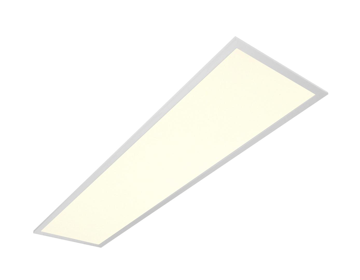 LED panel white rectangle 40W 230V IP20 4000K - Natural Light Color