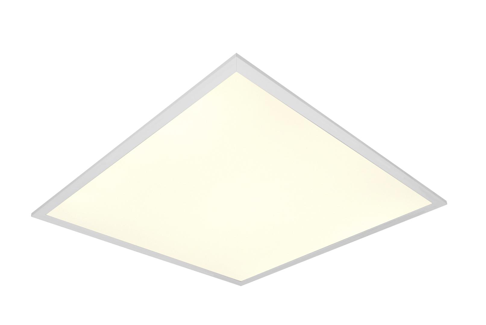 LED panel white square 80W 230V IP20 4000K