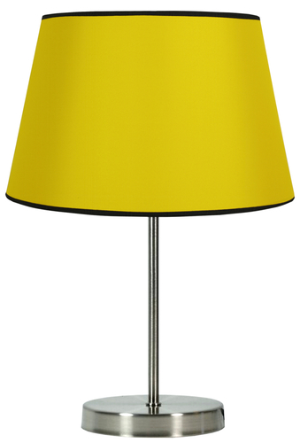 Pablo Cabinet Lamp 1X60W E27 Yellow