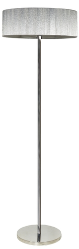 Solo Floor Lamp 3X40W E14 Chrome