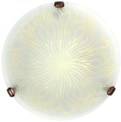 Terra Lamp Plafon 30 1X6W Beige