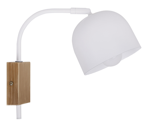 Rupi Lamp Wall Lamp 1X40W E27 White
