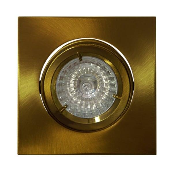 Mobile spot MR16 antique gold