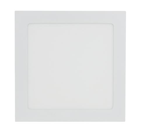 Sp-07 Wh 3W Led 230V Ceiling Luminaire. Led Panel Fixed Square 84 * 84 4000K