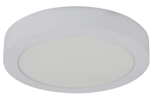 Spn-03 Wh 6W Led 230V Ceiling fitting LED Panel Fixed Round Surface Dia.