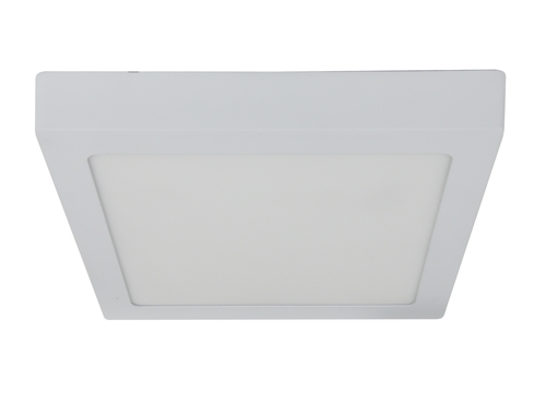 Spn-07 Wh 12W Led 230V Ceiling Luminaire LED Panel Fixed Square Surface