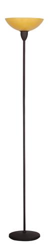Floor Lamp Tradition Bronze E27 60W