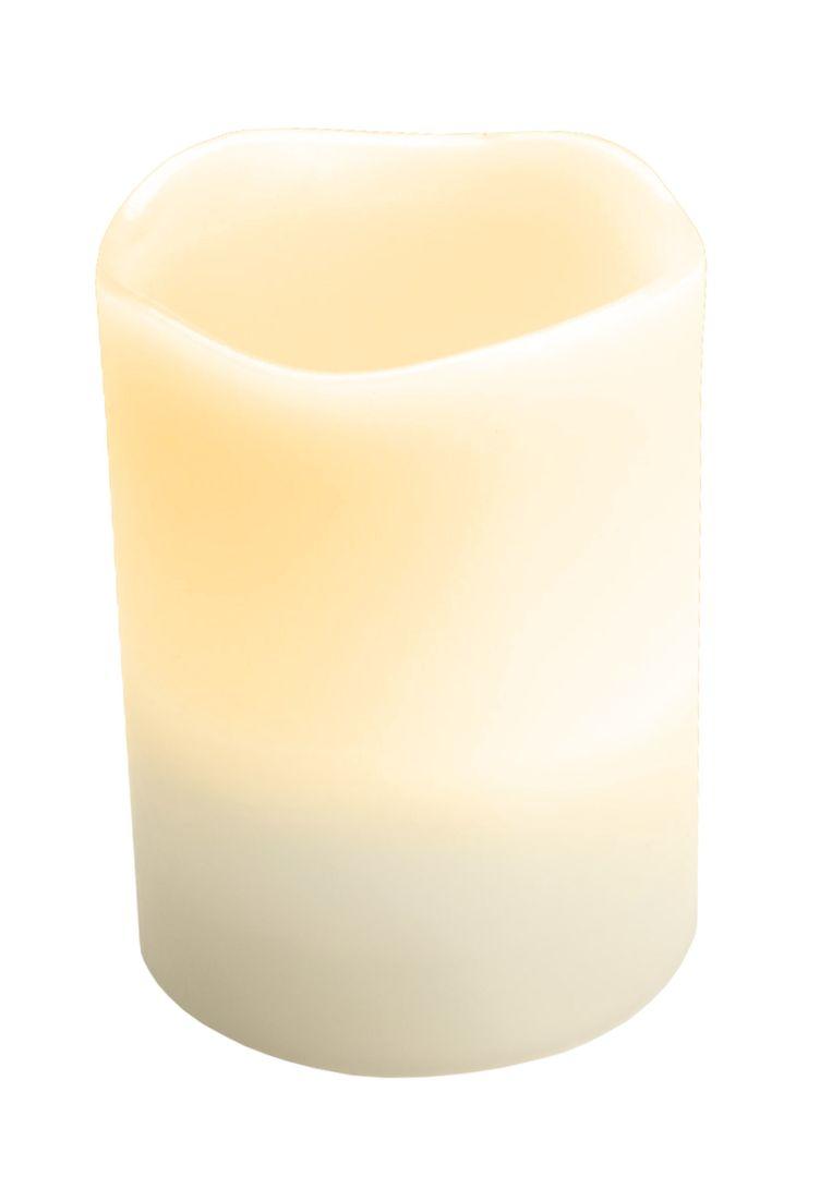 Decorative candle LED set of 4 pieces