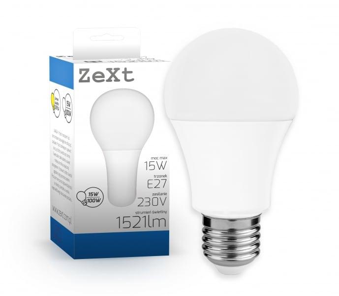 LED A60 E27 15W 3000K light bulb