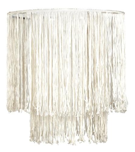 Lampshade For Overhang Brasil E27 White