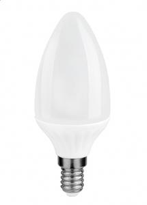 Źródło światła LED C37 E14 4W 3000K