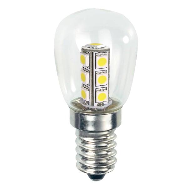 LED light bulb E14 A16 2W 7SMD 5050 white 4000K