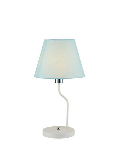 Table lamp York 1 White
