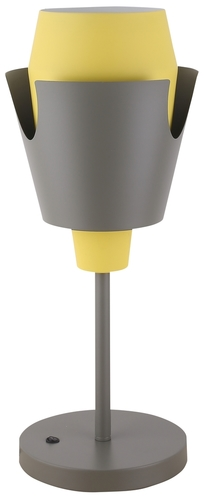 Table lamp Falun 1 Yellow
