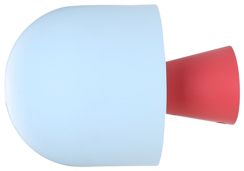 Visby 1 Wall Lamp Blue Red