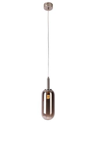 Hanging lamp Fiuggi 1 Silver