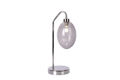 Table lamp Lucka 1 Cornflower