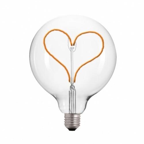 Decorative LED bulb E27 3.5W 2000k 230V