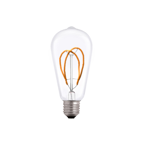 Decorative Bulb LED bow E27 3.5W 2000k 230V