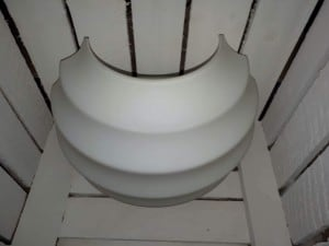 Wall lamp Fabbian Echo D17D14 White small 1