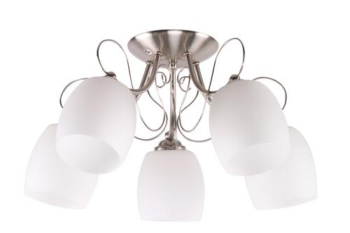 Amba Ceiling Lamp 5X40W E27 White