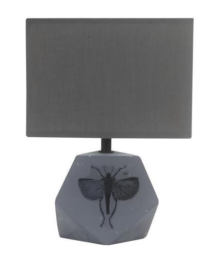Animi Cabinet Lamp 1X40W E14 Dark Gray