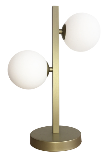 Kama Cabinet Lamp 2X28W G9 Brass