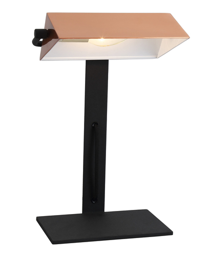 Banker Cabinet Lamp 1X40W E14 Copper