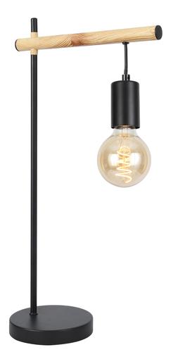 Izzy Cabinet Lamp 1X60W E27 Black