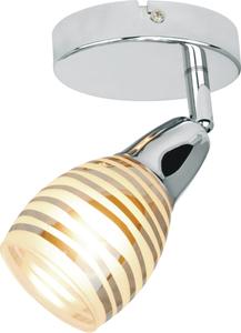 Jubilat Lamp Wall Lamp 1X10W E14 Led Chrome small 0