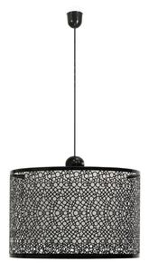 Madras Pendant Lamp 40 1X60W E27 Black small 0