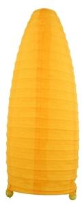 Papyrus Paper Lamp Yellow 40W E14 small 0