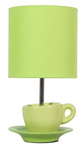 Zinc Cabinet Lamp 1X60W E27 Pistachio small 0