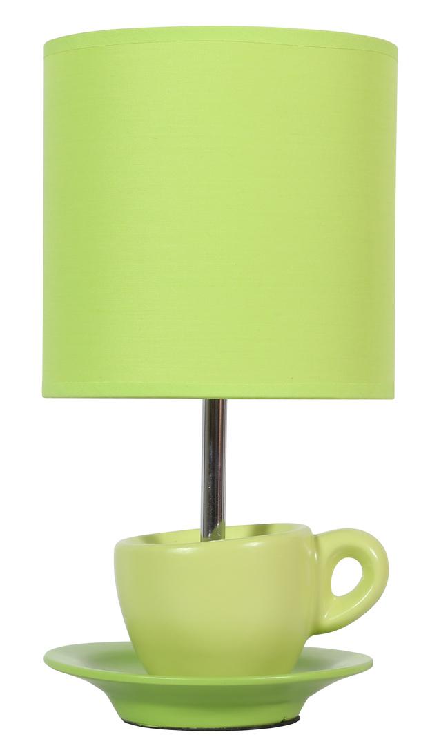 Zinc Cabinet Lamp 1X60W E27 Pistachio