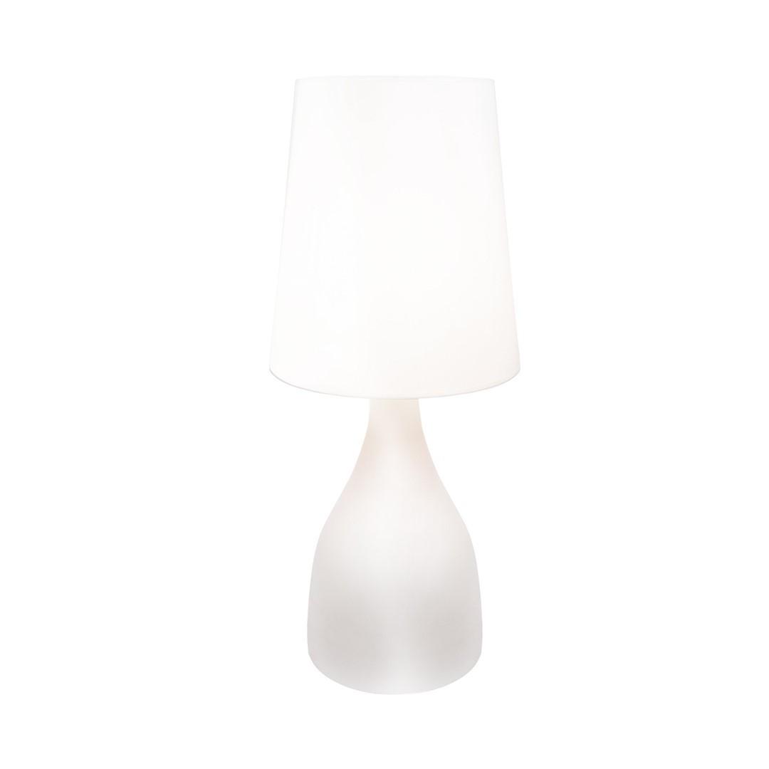 Ceramic lamp Bella Small White
