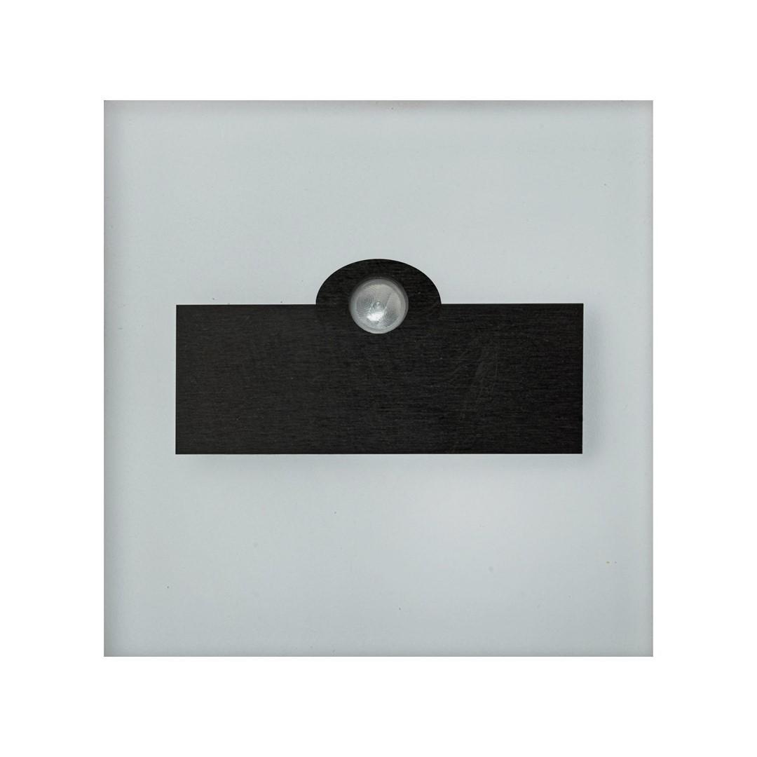Lumi Black Neutral color 4000 K. Pir. 12 V