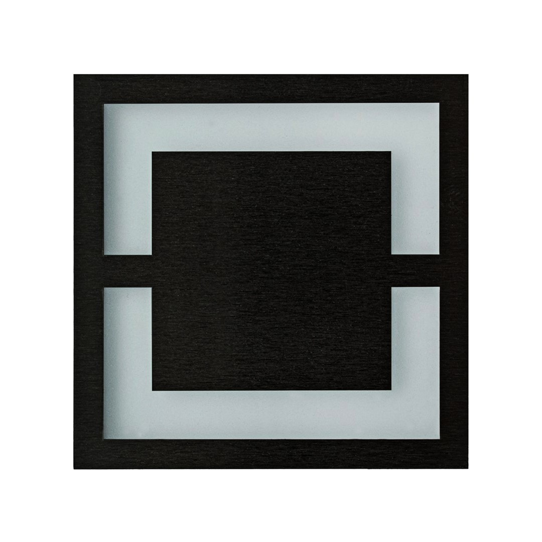 Quadro Black Neutral color 4000 K