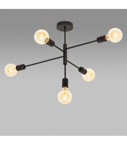 ALTA Black ceiling lamp